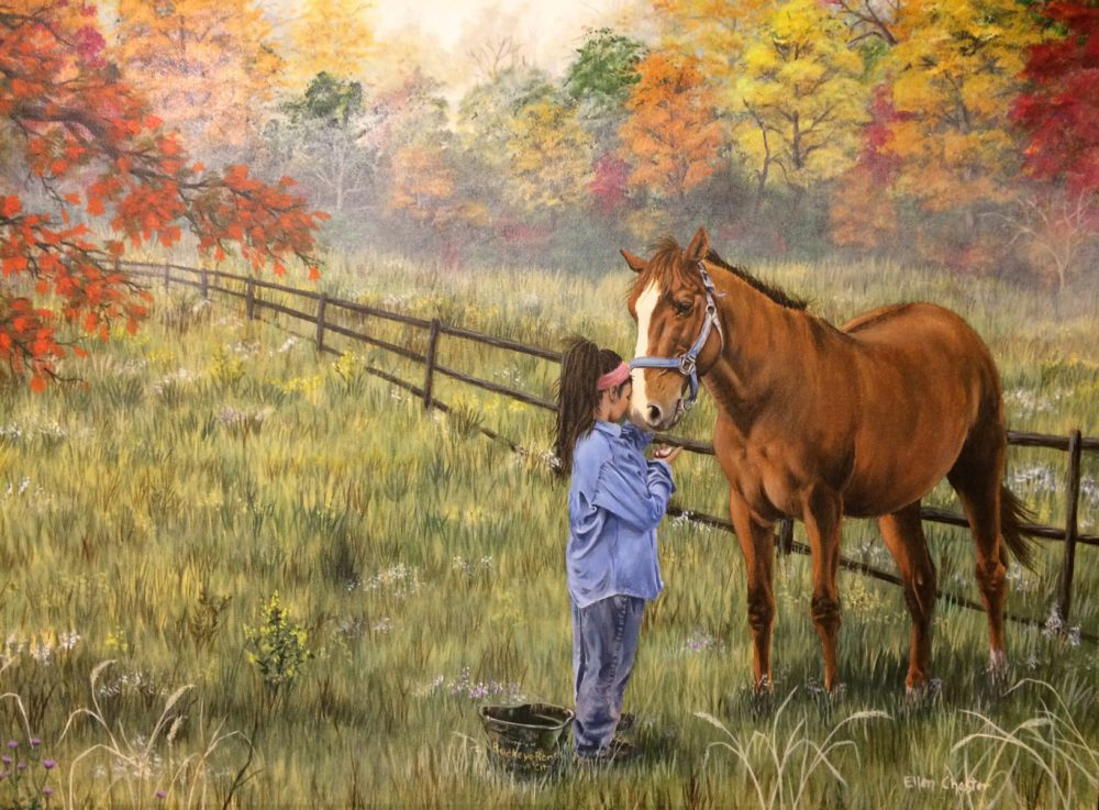 """""""Horse for Hope"""""""